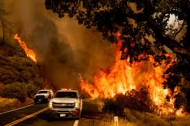 Fires in California and Their Causes