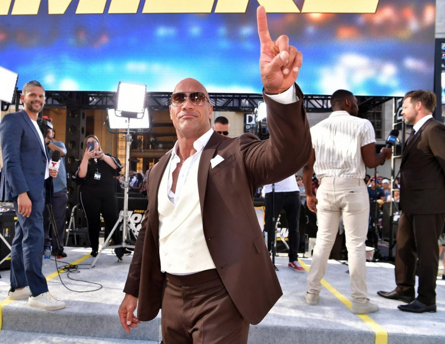 Dwayne+Johnson+Tests+Positive+For+COVID-19