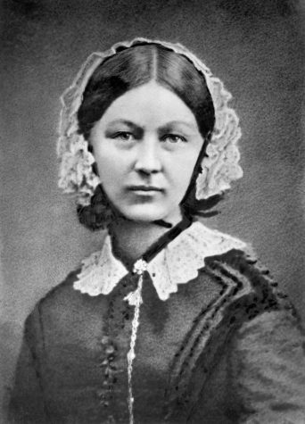 "Florence Nightingale, the ""Lady with the Light"""