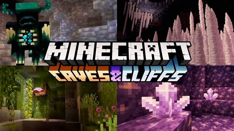 Minecraft+1.17+Caves+and+Cliffs+Update