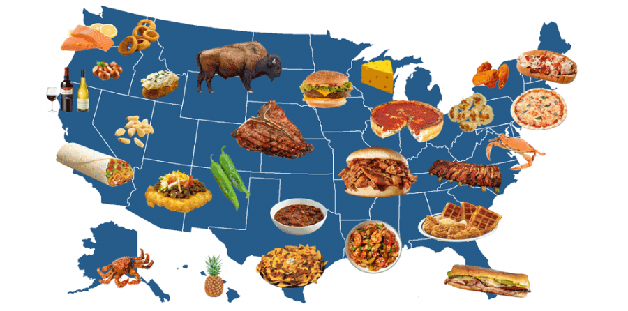 Is There Really Such A Thing As American Food?