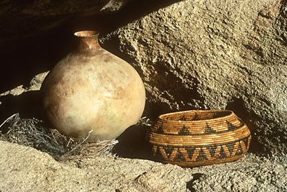 Who are the newly discovered natives that lived in the Joshua Tree NP long ago?