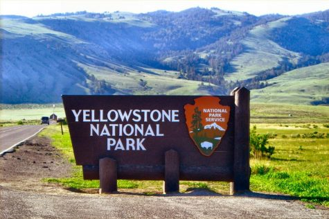 The Very First National Park
