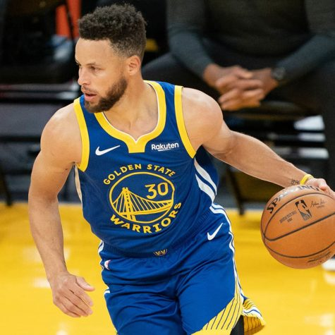 Who is Stephen Curry