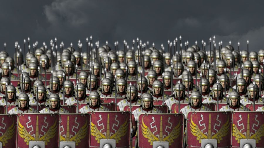 Tactics That Led The Romans To Victory