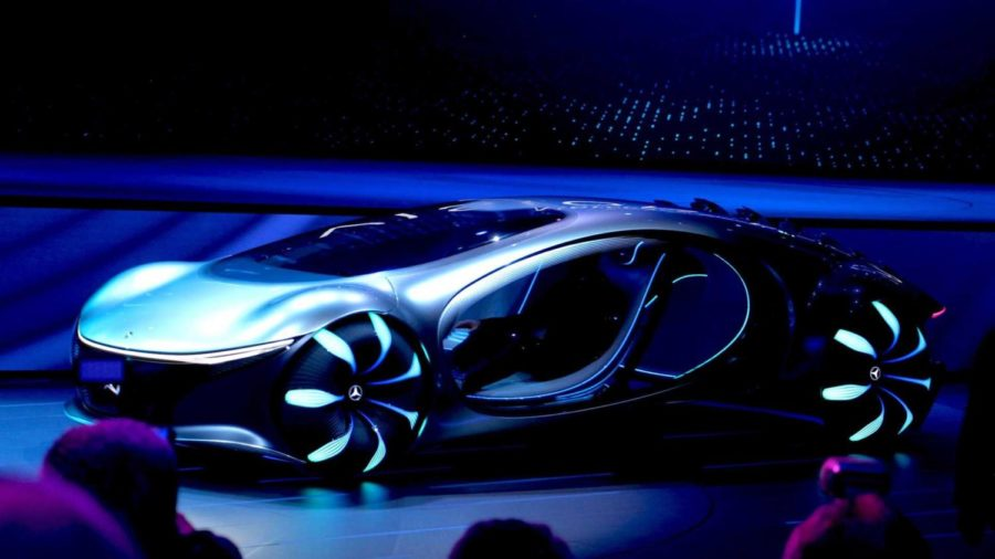 Mercedes-Benz Is Releasing A Car That Can Drive Sideways